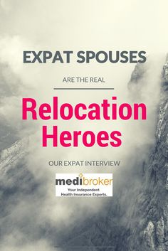 The latest interview on the Medibroker blog highlights how 'Expat Spouses' or whatever label you apply to them are the unsung heroes of a family relocation overseas.