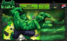 Hulk Bad Altitude game online