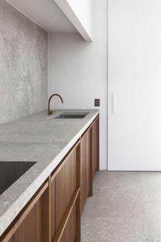 Apr 1 2020 - 70 Stunning Minimalist Kitchen Design Trends - Best Picture For minimalist logo For Your Taste You are lo. Rustic Kitchen Decor, Diy Kitchen, Kitchen Interior, Kitchen Ideas, Awesome Kitchen, Kitchen Hacks, Luxury Kitchens, Home Kitchens, Dream Kitchens