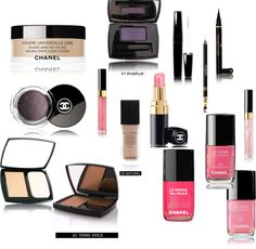 """""""Chanel Love"""" by makeupwishes on Polyvore"""