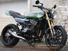 Kawasaki Z900 / Z1000 Tuning: Deals and Wheels Z953 Kit | Seite