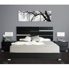 King Black Bedroom Sets Youu0027ll Love | Wayfair