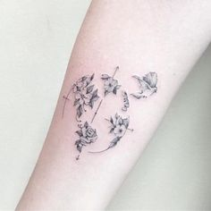 Bird tattoos are fluttering across our social media and it's making us desire new ink!