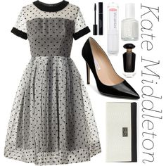 """kate middleton"" by meoluxury on Polyvore"
