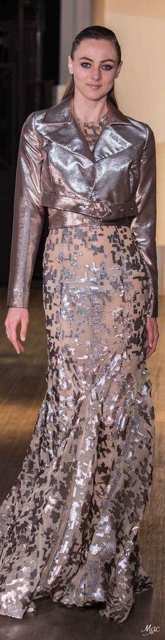 Fall 2016 Haute Couture - Dany Atrache