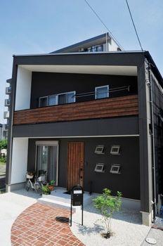 ニッケンホーム本社の住宅実例1