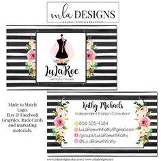 Logo de moda  acuarela Logo Consultor Premade Logo ropa Graphic Design Branding, Brochure Design, Logo Design, Fashion Business Cards, Flower Logo, Sewing Art, Calling Cards, Boutique Design, Name Cards