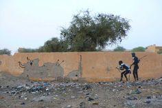 'Hunters'  Timbuktu, 2008