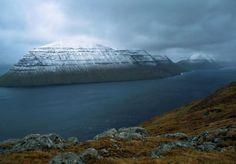 Kalsoy, Faroe Islands.   Sooo  strange an environment.