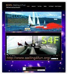 SAIL 4 FUN Catamaran, Good Times, Attraction, Transportation, Sailing, Gallery, Beach, Fun, Life