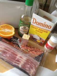 County Meanderings: Recipe Review: Asparagus Bundles