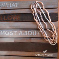Yo sé que me ama, pero cuando me regala Anthony Vincent es su mejor muestra de amor.