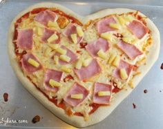 Pizza Dough Recipe {Homemade Pizza) | Creations by Kara