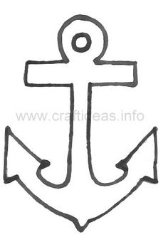 Anchor printable