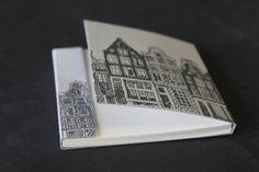 hot off the press- Albertine Press Matchbook Notebook... Adorable AND Functional.  I want one!