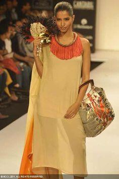 Carnevale on ramp at Lakme Fashion Week, Mumbai
