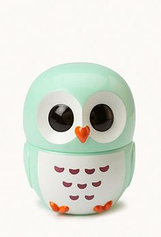 Owl Lip Balm, you can find these in forever 21