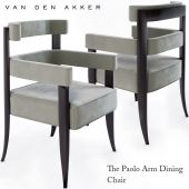 Van Den Akker, The Paolo Arm Dining Chair