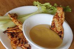 10-Minute Thin and Crispy Honey Mustard Chicken Strips {Prairie Gal Cookin'}