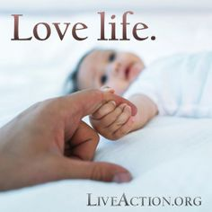 Every single life is of value in the eyes of our Lord and Savior Jesus Christ!