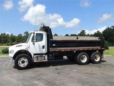 2007 FREIGHTLINER BUSINESS CLASS M2 106 Heavy Duty Trucks - Dump Trucks For Sale At TruckPaper.com