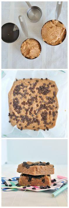 3 Ingredient Peanut Butter Fudge.  Vegan, gluten free and grain free.  The BEST fudge ever.