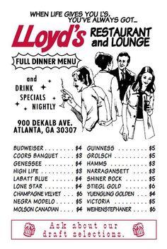 LLoyd's Lounge Opens on Dekalb Avenue in Inman Park - Eater Atlanta Inman Park, Restaurant Lounge, Drink Specials, Low Key, Atlanta, Life
