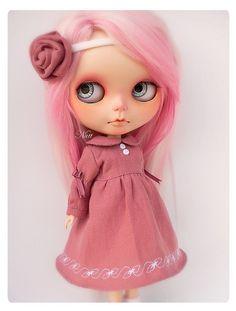 OOAK Custom Blythe Doll Stable Custom House #14 | Flickr - Photo Sharing!