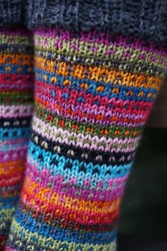 Ravelry is a community site, an organizational tool, and a yarn & pattern database for knitters and crocheters. Wool Socks, Knitting Socks, Hand Knitting, Fair Isle Knitting Patterns, Knit Patterns, Crochet Leg Warmers, Knit Crochet, Sewing Equipment, Knit Cardigan Pattern