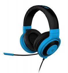 1.Razer Kraken PRO Over Ear PC and Music Headse