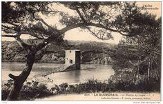 Moulin à marée du Lupin,  La Guimorais