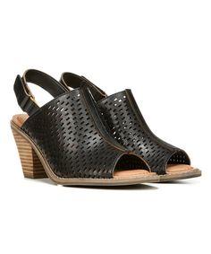 Look what I found on #zulily! Black Codie Sandal - Women by Dr. Scholl's #zulilyfinds