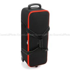 PRO Quality Studio Lighting Equipment Roller Bag (Inner Dimensions x x