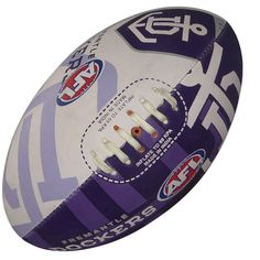 Fremantle Dockers Footy Ball by Burley