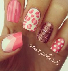 Perf for breast cancer awareness month!