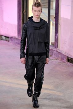 3.1 Phillip Lim Fall 2013 Menswear Collection Slideshow on Style.com