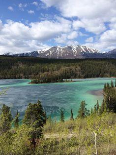 Emerald Lake Yukon Alaska, Emerald Lake, Mount Rainier, Mountains, Nature, Travel, Voyage, Viajes, Traveling
