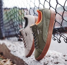 best sneakers 43bf9 166b5 Puma Clyde Winter Pack