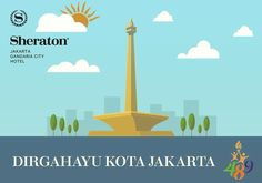 Our beloved city Jakarta turns 489 years old today. #dirgahayujakarta