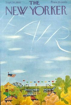 The New Yorker Sept. 30, 1961