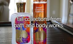 bath and body works-sweet cinnamon pumpkin Dont Forget To Smile, Just Smile, Don't Forget, Perfume, Bath And Bodyworks, Fall Candles, Just Girly Things, Reasons To Smile, Body Lotions