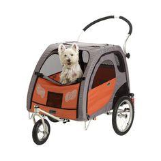 Found it at Wayfair - Comfort Wagon Jogger Pet Stroller Conversion Kit