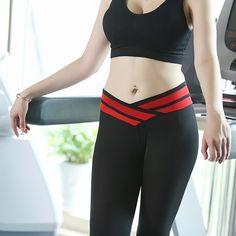 Sexy yoga Pants Women – Gym pants running – Sport leggings Jogging Trousers - free shipping worldwide