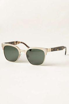 Raen Optics Silver Castor Sunglasses