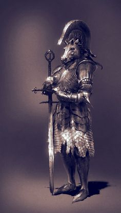 ArtStation - knights, Alex Vasin