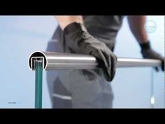 Glassline - Balardo Alu Gländersystem - YouTube