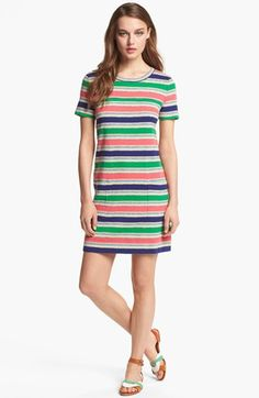MARC BY MARC JACOBS 'Mai Tai' Cotton Shift Dress available at #Nordstrom