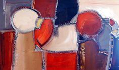 Acrílico sobre tela Manuel Couto Paintings