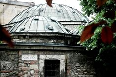 A bath without hot spring – Király Bath of Budapest Király Bath is the only thermal bath of Budapest, which was not built over a hot spring. Moreover, the only bath, which was really built by Turks. Hot Springs, Budapest, Outdoor Gear, Tent, Castle, Bath, Building, Spa Water, Store