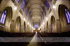 Duke University Chapel | Duke Chapel | Durham Wedding Photography | Duke Weddings